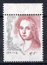 2003 REPUBBLICA LA DONNA NELL' ARTE 0,41 € VARIETA' INTEGRO C/5720