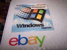 Microsoft Windows 95 Upgrade New Old Stock Sealed 050-052-908
