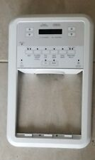 MAYTAG WHIRLPOOL REFRIGERATOR FACADE AND TOUCH PAD W10142272 W10316103