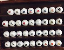 Complete Set of (NFL Team LOGO Helmets) Bridgestone Golf Balls AAAA ALL 32 teams