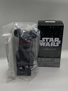 RARE CLEVERIN Darth Vader 200% Bearbrick Star Wars Medicom USSeller Japan only