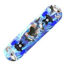 Sport Complete Safe Ride Skateboard 17 Inch Gifts for Skateboarder Child
