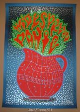 Widespread Panic Chuck Sperry Cedar Rapids Poster Print Signed Numbered Ae Art