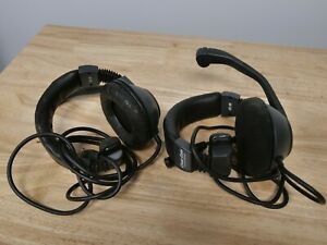 Clear-Com CC-95 Intercom Single Ear Headset Used 4 Pin XLR Female