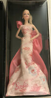 2010 AVON BARBIE COLLECTOR PINK LABEL *ROSE SPLENDOR* BY ROBERT BEST. NIB.
