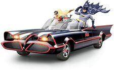 Batman Classic Tv Series Batmobile Sculpture From The Bradford Exchange