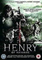 HENRY OF NAVARRE DVD French Movie - Julien Boisselier - ENGLISH SUBS - Medieval