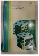 LIBRO: Il Padrino, di Mario Puzo, Club degli Editori, USATO