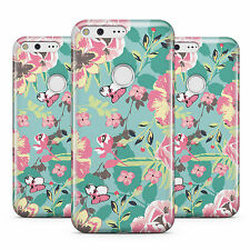 DYEFOR SHABBY CHIC FLOWERS/ROSES GIRLY PHONE CASE COVER FOR GOOGLE