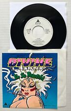 "DIVINE I'm So Beautiful / Show Me Around 1984 JAPAN PROMO 7"" Drag Queen 45 VG++"