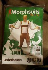 Morph Costumes Lederhosen Morphsuit Oktoberfest German Bavarian Adult Costume