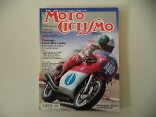 MOTOCICLISMO D'EPOCA 7/2001 JAPAUTO/GUZZI GALLETTO 160/GILERA 124 175/WINDHOFF