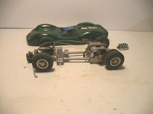Cox 1:24  Lotus Chassis ( With Body )