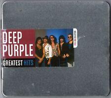 DEEP PURPLE - Greatest Hits (Steel Box Collection SONY) CD Metal BOX Set RARITA'