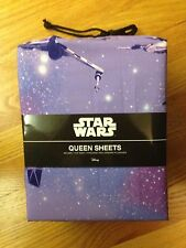 Disney Star Wars™ Galaxy Sheet Set, Queen size, new