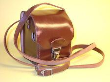 Vintage Tasche in Leder für Ising Pucky in sehr gutem Zustand!