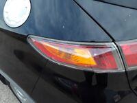 Civic MK8 #4 5 DOOR 2005-2011 REAR TAIL LIGHT CLUSTER ON BODY (PASSENGER SIDE)