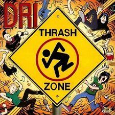 "D.R.I. ""TRASHZONE"" CD NEW+"