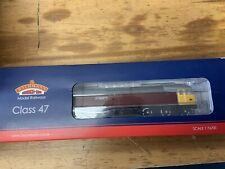 More details for bachmann class 47 47973 midland red