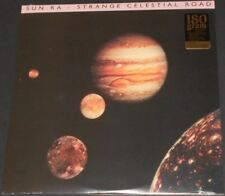 SUN RA strange celestial road USA LP new sealed 180 GRAM VINYL arkestra