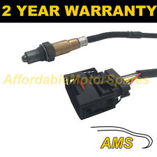 FRONT 5 WIRE WIDEBAND OXYGEN LAMBDA O2 SENSOR FOR OPEL VECTRA C 2.2 DIRECT 03-09