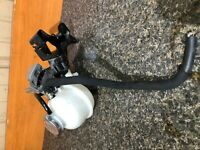 09-15 SKI-DOO MXZ 1200 TNT 4 TEC COOLANT WATER TANK RESERVOIR BOTTLE #111797