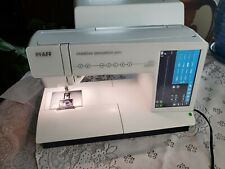 Pfaff Creative Sensation Pro in Excellent Condition! Fully Serviced! #009