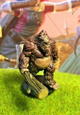 Sasquatch D&D Miniature Dungeons Dragons pathfinder deep ape gorilla druid 18 Z