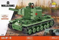 COBI  KV- 2  / 3039 / 595  WWII  World  of Tanks  Soviet   tank