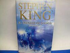 STEPHEN KING EL CAZADOR DE SUEÑOS 1ª EDICIÓN en TAPA DURA