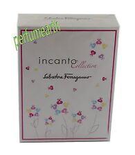 Incanto Collection Salvatore Ferragamo 5 Pces Mini Set 0.17 oz  edt Splash Women