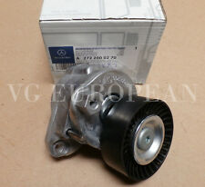 Mercedes-Benz C E CL ML GL G S SL CLK R Class Genuine Belt Tensioner with Pulley