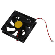 92mm x92mm x 25mm DC 12V 2Pin 65.01CFM Computer Gehaeuse CPU Kuehlerluefter