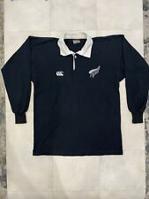 Canterrbury - New Zealand All Blacks Rugby Jumper Jersey - M
