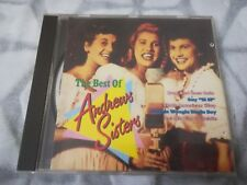 Sammlungsauflösung CD The Best of Andrews Sisters