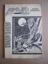 COLLEZIONARE MARVEL STORY Fanzine L' UOMO RAGNO 3°ediz.1989  [G253A] RARO!!