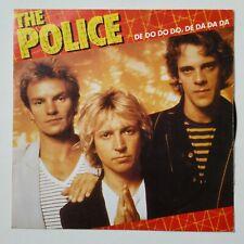 """The Police De Do Do Do, De Da Da Da Single 7"""" Portugal  1980"""