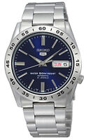 Seiko 5 Automatic Blue Dial Stainless Steel Men's Watch SNKD99K1 SNKD99 £169