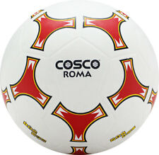 Cosco Roma Plain Ball Football Size 5 For Beginners Sports Soccer Match Rubber