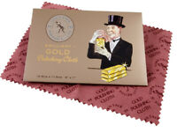 Original Town Talk Anti-Tarnish Gold Jewellery Cleaning & Polishing Cloth