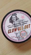 Soap and Glory GLOW ALL OUT Luminizing Radiance Face Powder Highlighting Compact