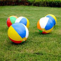 37CM Pallone Gonfiabile da Spiaggia Piscina Nuoto Giocattolo in PVC EstateT