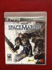 Warhammer 40,000: Space Marine (Sony PlayStation 3, 2011) Complete
