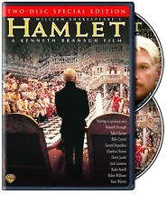 Hamlet (Kenneth Branagh 2 Disc Special Edition  Shakespeare) Region 4 New DVD