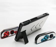 Aluminium Protective  Shell Case for Nintendo switch with 2  alloy Joy-Con Case