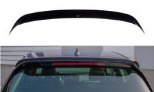 CUP Dachspoiler Ansatz CARBON für VW Golf 7 R GTI FL Spoiler Heck Aufsatz ABS V3