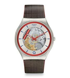 Swatch SS07Z100 Special Limited Edition 007 Q Watch NO TIME TO DIE JAMES BOND