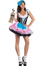 Sexy Medium German Dutch Octoberfest Beer Girl Adult Costume Halloween  Cosplay