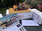 Disney 1:24 Mickey Mouse Mickey's 57 Heaven  1957 Chevrolet Bel Air and Gang