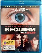 Requiem For A Dream Director'S Cut with Special Features * Blu-Ray + Uv * New